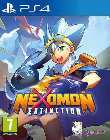TALLA PS 4. Nexomon: Extinction