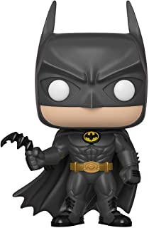 Funko- Pop Vinyl 80th: Batman (1989) Heroes Figura da Collezione, Multicolore, 37248