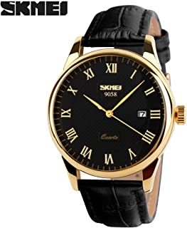 SKMEI Luxury Quartz Fashion Waterproof Wristwatch
