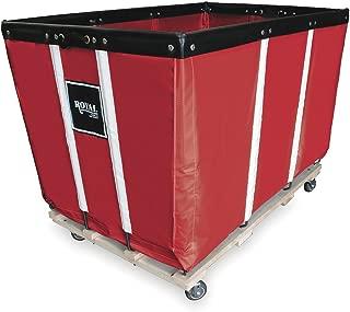 Heavy Duty Basket Truck, 24 Bu, Red Vinyl