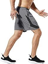 (テスラ)TESLA ハーフパンツ メンズ [UVカット・吸汗速乾] ランニング フィットネス トレーニング パンツ トライフィット