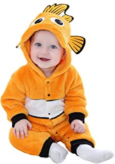 Baby Onesie Costume Animal Romper