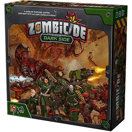 CoolMiniOrNot GUGZCS003 Dark Side: Zombicide Invader, Mixed Colours
