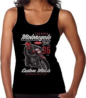 Motorcyle Lifestyle Custom Motor Women's Vest