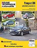 E.T.A.I - Revue Technique Automobile B731.5 - PEUGEOT 308 I PHASE 1 - 2007 à 2011