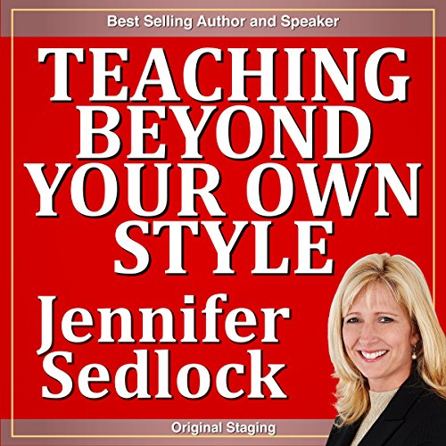 Teaching Beyond Your Own Style  By  cover art