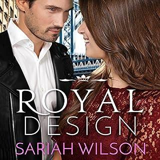 Royal Design audiobook cover art