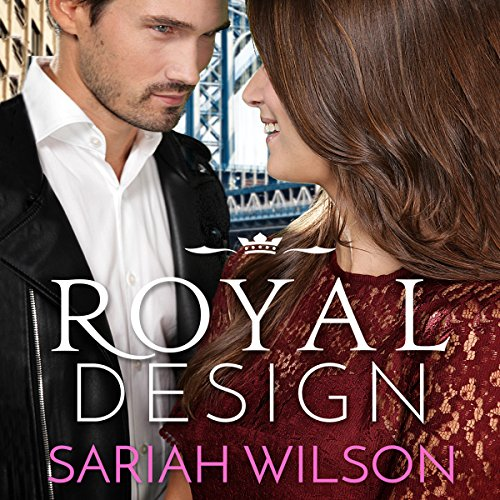Royal Design audiobook cover art