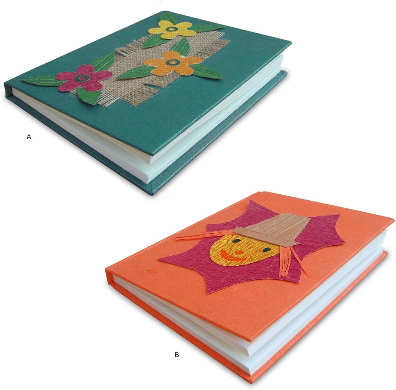 Büttenpapier Inside 2 Heft und 2 Lac Kugelschreiber (Set von von von 4) B009ZJTBAW | Genialität  34b123