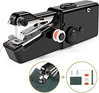 Handheld Sewing Machine, Cordless Handheld Electric Sewing Machine Quick Handy Stitch for..