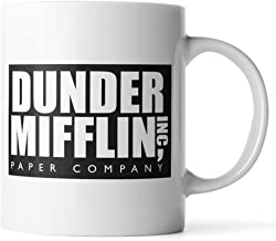 WuRen SYNCHKG111723 Dunder Mifflin The Office - Funny coffee mug by Donbicentenario, one size, Multicolor