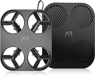 AirSelfie AIR PIX Fickstorlek ultralätt personlig antennkamera 5 000 mAh Power Bank paket – 12 MP foton, 1080P HD 30 fps v...