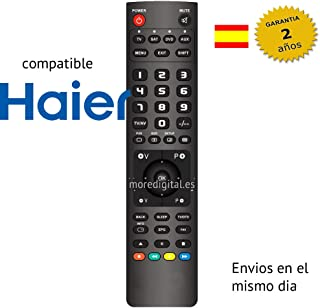 Amazon.es: mando tv haier
