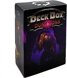 Ariah Studios Deck Box Dungeons Board Game