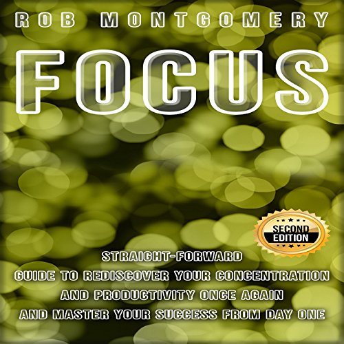 Focus Audiobook By Rob Montgomery cover art