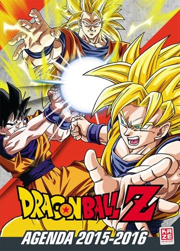 Dragon Ball - Agenda scolaire 2015/2016