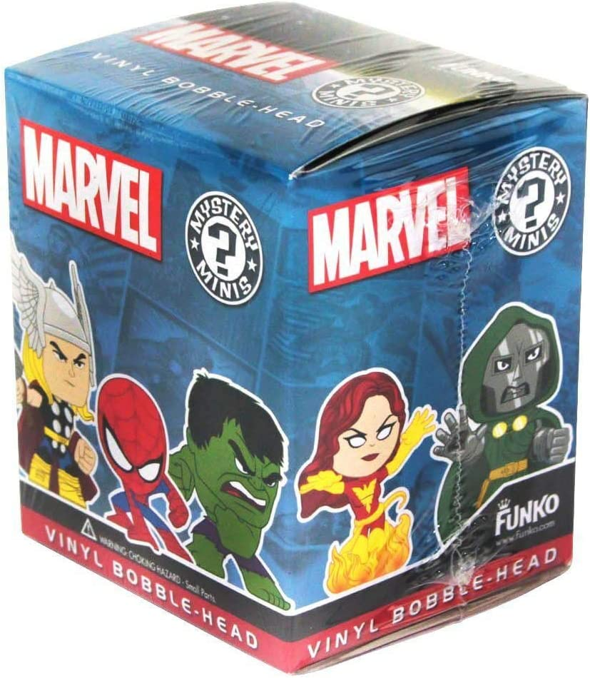 Funko Marvel Mystery Mini Figure
