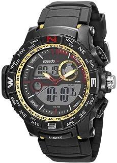 Relógio Speedo Masculino Ref: 81186g0evnp2 Big Case Anadigi