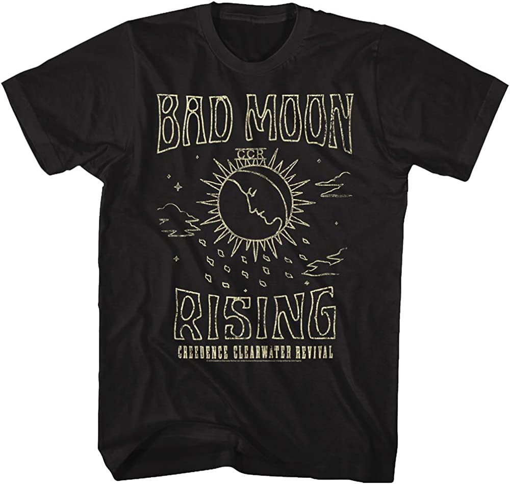 Creedence Clearwater Revival Max Fresno Mall 48% OFF American Rock Bad Band Rising Moon