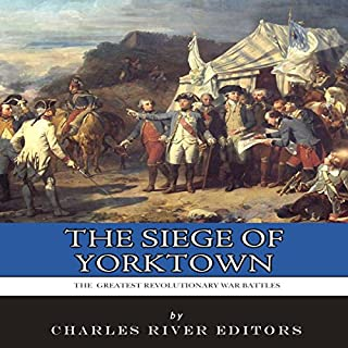The Siege of Yorktown audiobook cover art