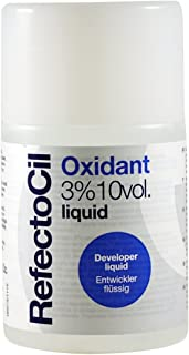 Refectocil Oxidant 3% 10 Volume Liquid Developer especially formulated to be used with RefectoCil eyelash and eyebrow tint...