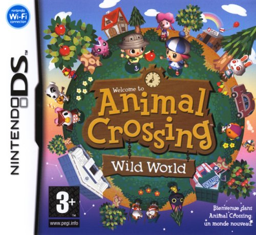 Nintendo - Animal Crossing : Wild World Occasion [ Nintendo DS ] - 0045496462536