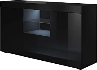 muebles bonitos – Aparador Modelo Sefora Color Negro