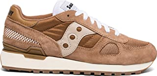 Saucony Originals Women's Shadow Original Vintage Sneaker Brown/tan 8.5 M US