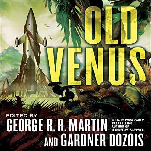 Old Venus audiobook cover art