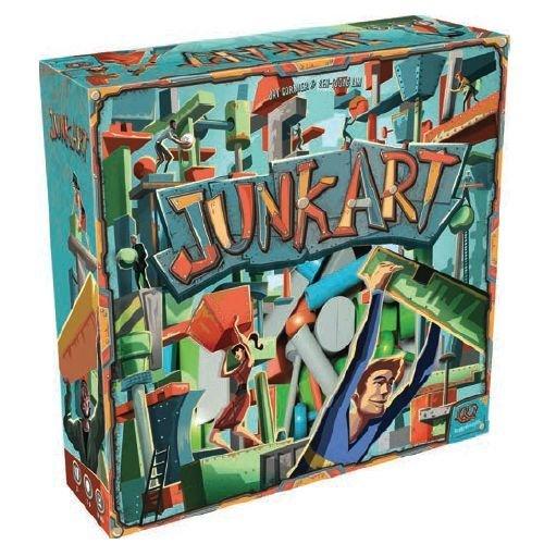 Pretzel Games Junk Art Plastic Version Game English