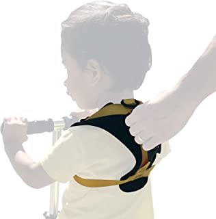 Heavy Duty Child Safety Harness/Bike Harness for Kids - Chest Size 18-21 in Kids Harness & Child Harness. Features: Easy Grip Handle, Padded Straps, Reinforced Stitching, & Metal D-ring. 6 Months - 3T
