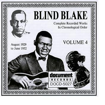 Blind Blake Vol. 4 (1929 - 1932)