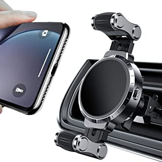 AINOPE Cell Phone Car Holder, AINOPE Memory Car Phone Mount Hands Free Operation Air Vent Car Cradles Universal Car Phone Mount Compatible iPhone Xs MAX/X/XR/8/7, Galaxy S10 Plus/S9/Note 9