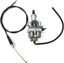 Carburetor for HONDA TRX200 TRX 200 1984 4 Wheeler Quad Carb + Throttle Cable