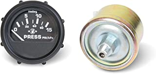 Holley 26-503 0-15 PSI Electric Fuel Pressure Gauge