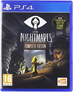 Little Nightmares Complete Edition PS4 Game