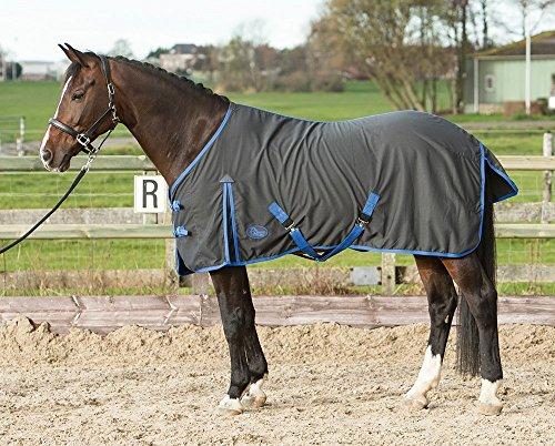Harry's Horse 32200019-11105 cm - Edredón de Verano (Panal de Abeja, Talla S), Color Gris