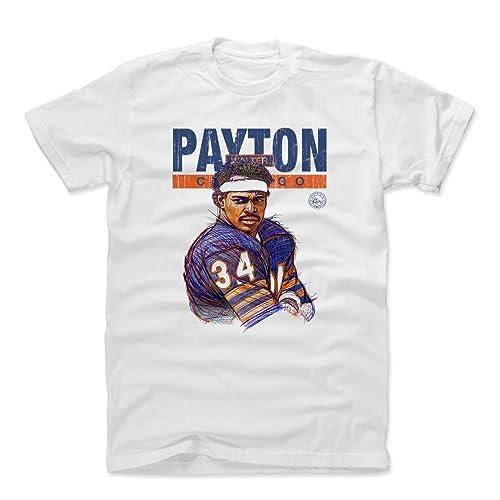 500 LEVEL Walter Payton Shirt - Vintage Chicago Football Men s Apparel - Walter  Payton Game Face e118a0e42