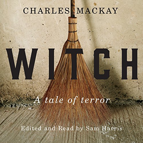 Witch: A Tale of Terror audiobook cover art