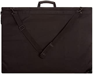 SoHo Soft & Durable Nylon Artist Art Portfolio Tote Carries Drawings Sketch Pads Books Canvas Frames Sizes Up to 23x31