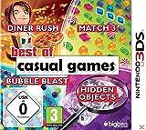 Bigben Interactive Best of Casual Games vídeo - Juego (Nintendo 3DS, Arcada, E (para todos))