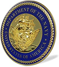 US Navy Car Emblem Military Metal Auto Decal Badge Army Decoration Gift