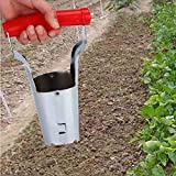 MOC Automatik-Blumenzwiebelpflanzer Pflanzhilfe Ideale Gartengerät und Ideales Gartenzubehör für...