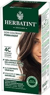 Herbatint Hair Dye 4C Ash Chestnut