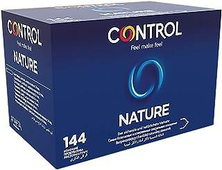 comprar comparacion Control Nature Preservativos - Caja de condones con 144 unidades (pack grande ahorro) - Gama placer natural, lubricados, p...