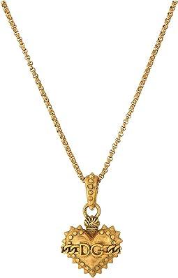Dolce & Gabbana Heart Necklace