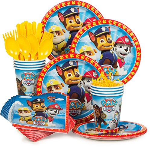 10 best paw patrol plates party for 2020