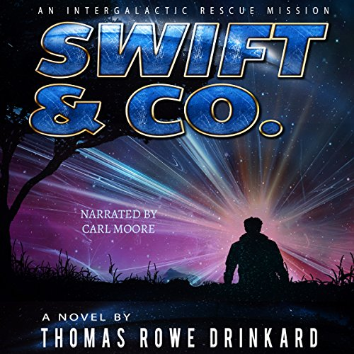 Swift & Co. audiobook cover art
