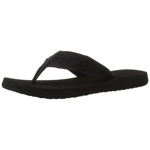 0202853b7234 Wide Flip Flops  Amazon.com