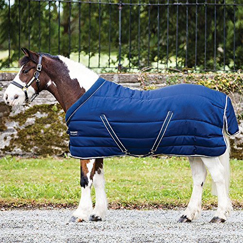 Horseware Products LTD Rambo Gemütlicher Stall 137 Marine/Beige